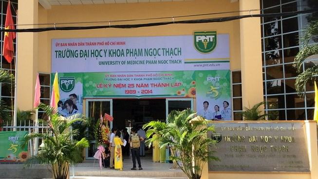 Đại học Pham Ngọc Thạch - Nơi đào tạo Ngành Điều Dưỡng tốt nhất Hồ Chí Minh