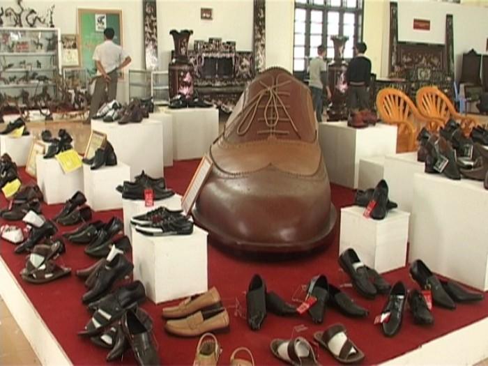 công nghệ da giày