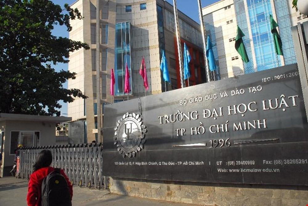 Đại Học Luật TP.Hồ Chí Minh
