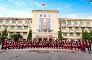 Sinh viên tốt nghiệp của Học viện Nông nghiệp Việt Nam