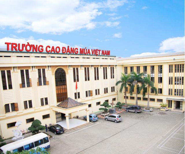 Top Các Trường Đào Tạo Cao Đẳng Huấn Luyện Múa Hàng Đầu Tại Việt Nam