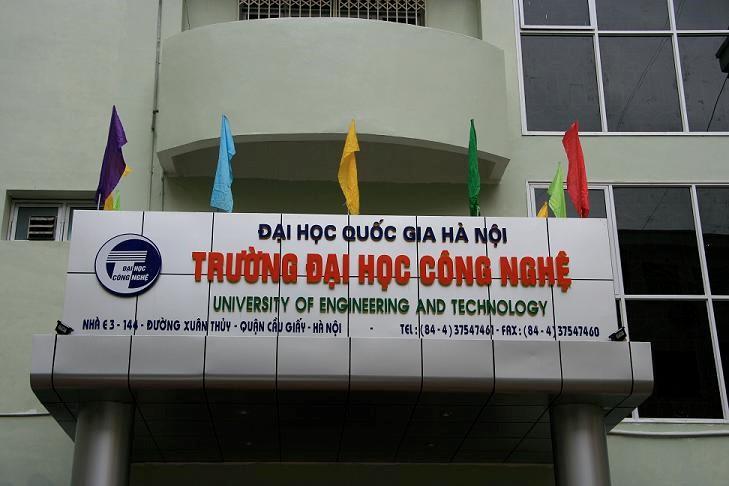 An ninh mạng Đại học Công nghệ