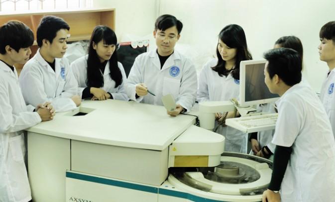 trường đào tạo trung cấp công nghệ kỹ thuật thiết bị y tế