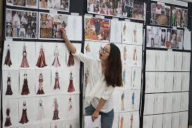 ngành thiết kế thời trang