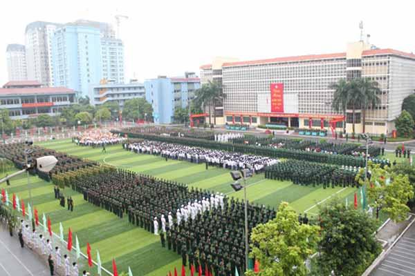 An ninh mạng Học viện kỹ thuật quân sự