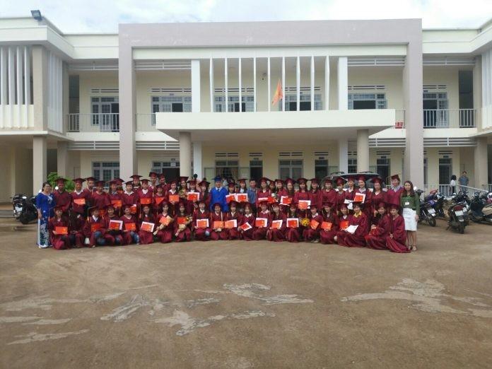 Trường Trung cấp Đam San