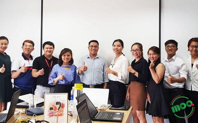 MOAVN Trung tâm đào tạo Digital Marketing