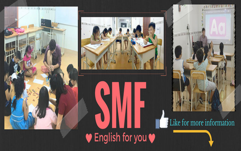 <center>Trung tâm tiếng SMF<center></center></center>