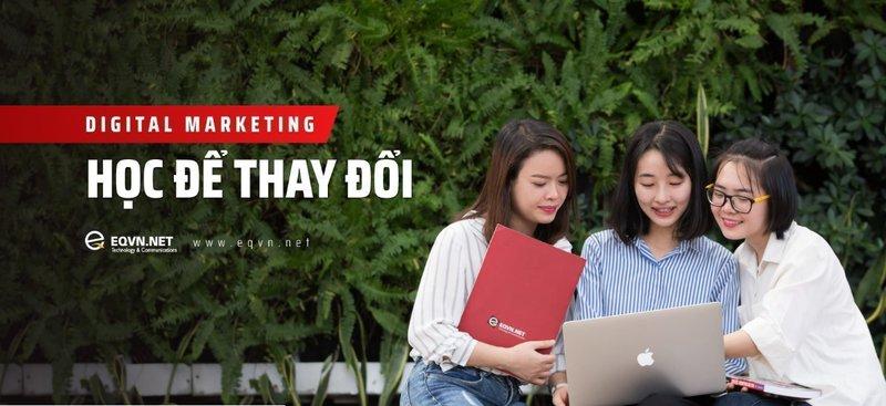 Trung tâm đòa tạo Facebook Marketing EQVN