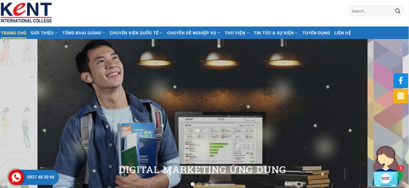 Marketing online kent