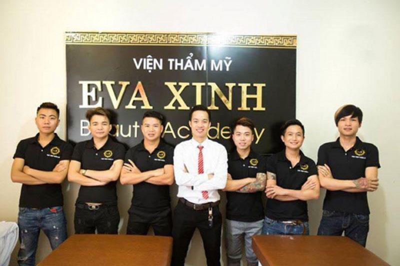Trung tâm dạy spa EVA XINH
