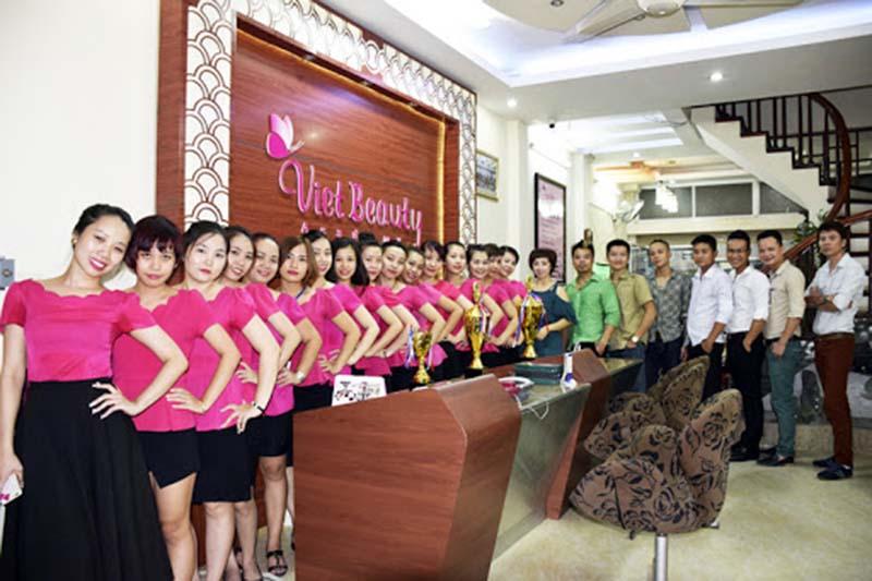 Trung tâm dạy spa Vietbeauty