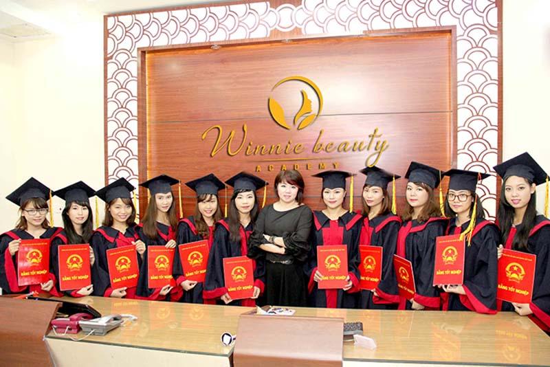 Trung tâm dạy spa Winnie Academy