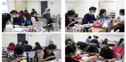 Trung tâm dạy nail