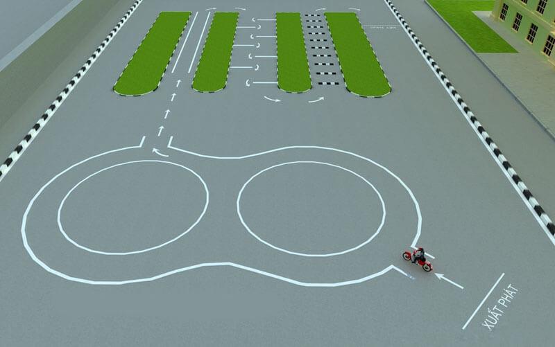 Trung tâm đào tạo lái xe bằng A1 Á Châu