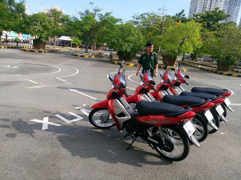Trung tâm đào tạo lái xe đại học An Ninh