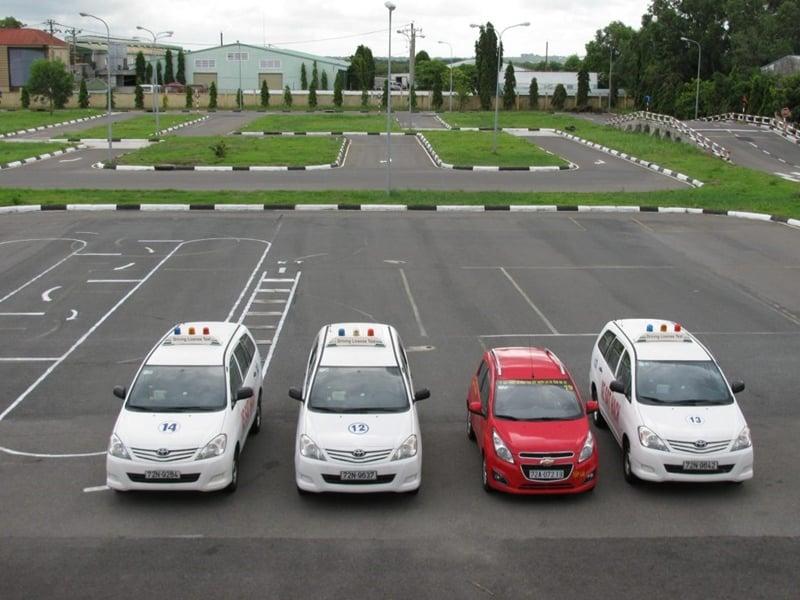 Trung tâm đào tạo lái xe Phương Nam