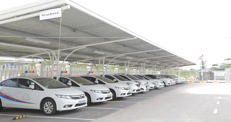 Trung tâm đào tạo lái xe quốc tế Á Châu