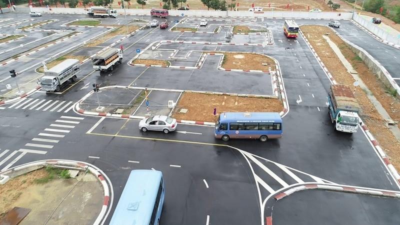 Trung tâm dạy nghề lái xe Trường An