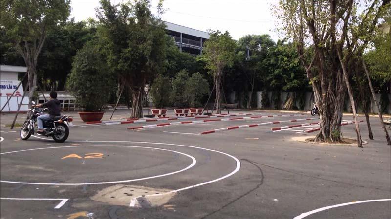 <centerTrường đào tạo lái xe bằng A2 Thái Sơn