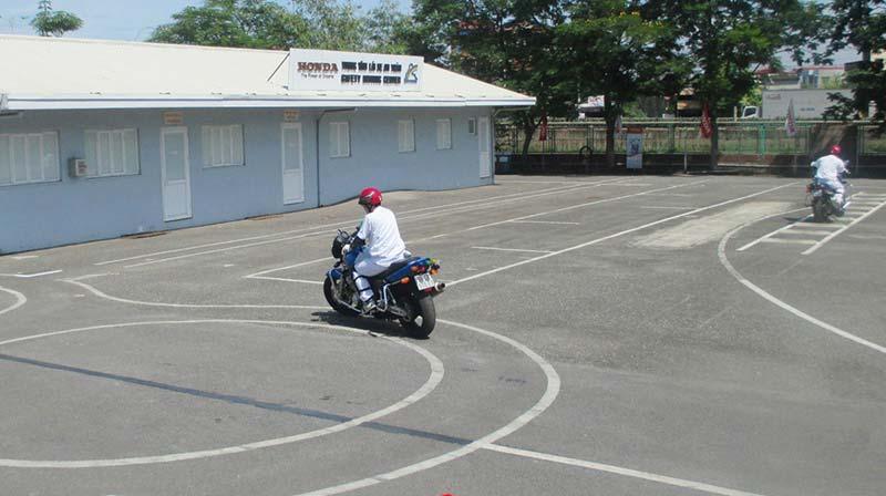 Trung tâm dạy lái xe bằng A2 An Toàn