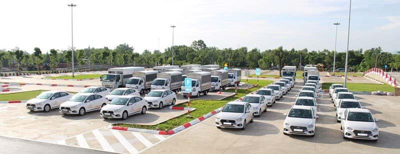 Trung tâm đào tạo lái xe bằng C Đại Học An Ninh Nhân Dân