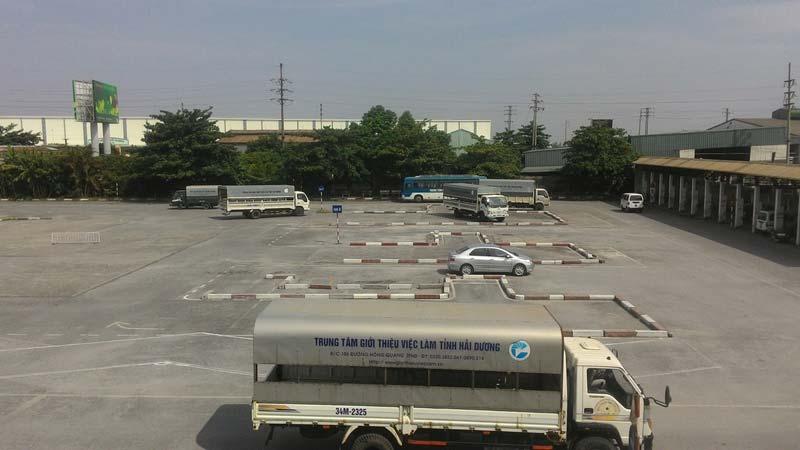 Trung tâm thi bằng lái xe dạy lái xe Đông Dương