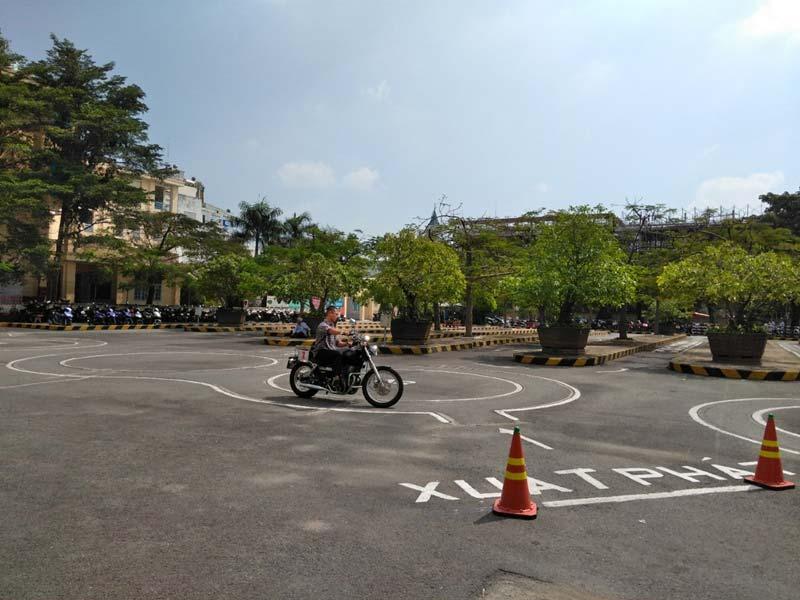 Trường dạy lái xe bằng A2 Thành Công