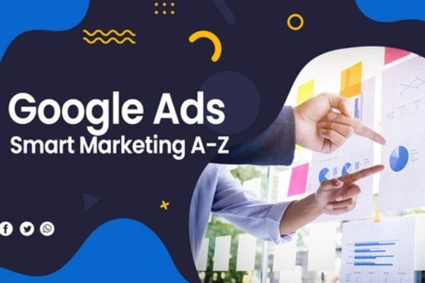 Google Ads Smart Marketing A-Z trên Kyna