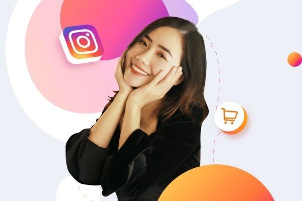 Khóa học kinh doanh trên Instagram từ @caocaobycaochen