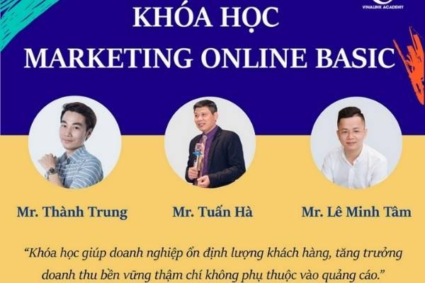 Khóa học marketing online tại Vinalink