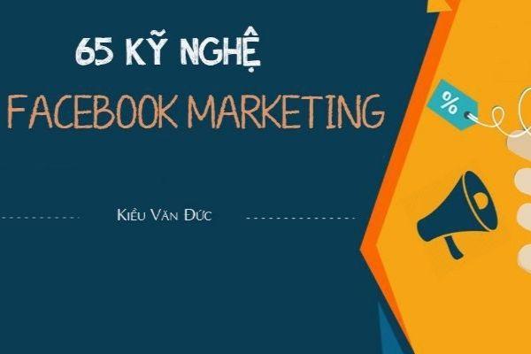 Khoá học quảng cáo Facebook online – 65 kỹ nghệ Facebook Marketing
