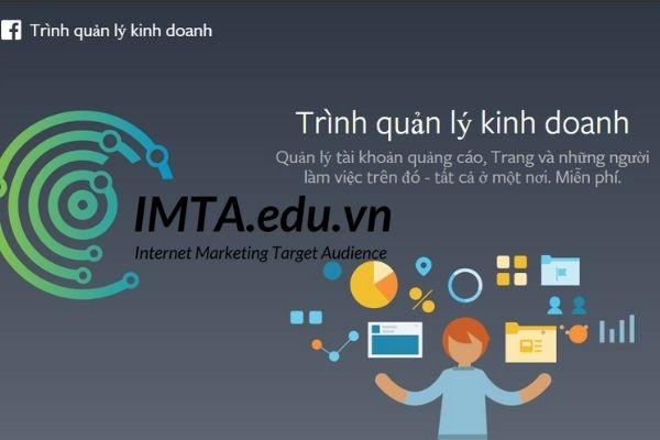 Khoá học quảng cáo Facebook tại IMTA