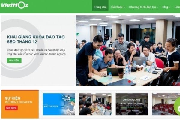 Khoá học quảng cáo Facebook tại Vietmoz