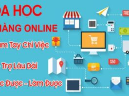 Top 10 khóa học bán hàng Online đào tạo tốt nhất hiện nay